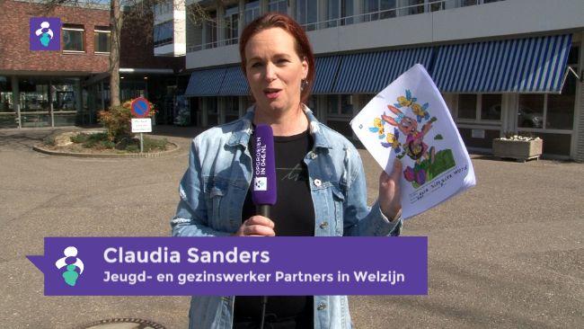 Claudia Sanders Jeugd en gezinswerker bij partners in welzijn