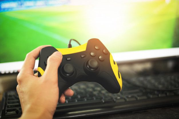 foto van game controller