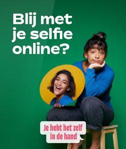 Blij met je selfie online?