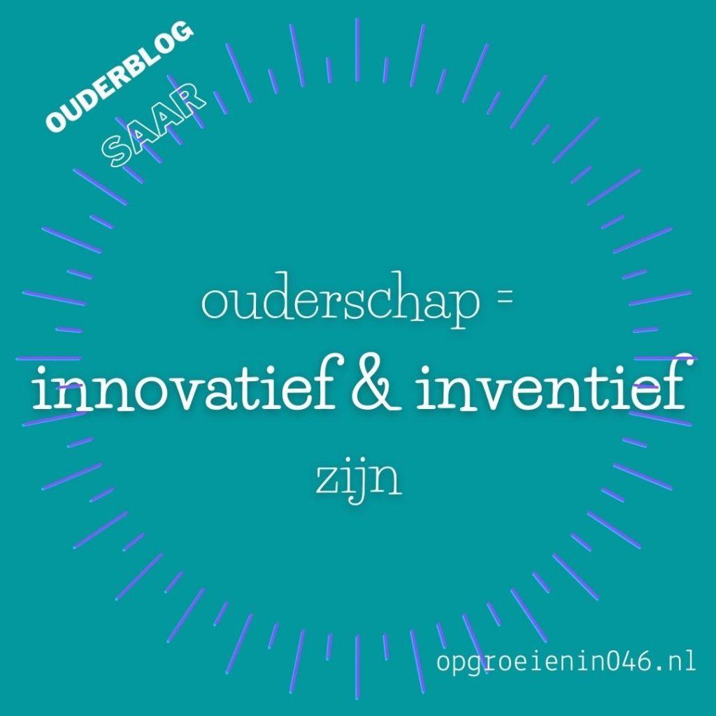 innovatief en inventief